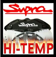 TOYOTA SUPRA HIGH TEMPERATURE BRAKE CALIPER DECAL SET